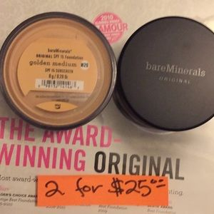 bareMinerals Makeup - Bare Mineral Foundatio Golden Medium